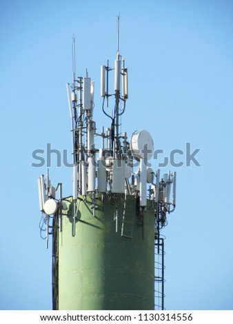 tower for cellular antenna #1130314556