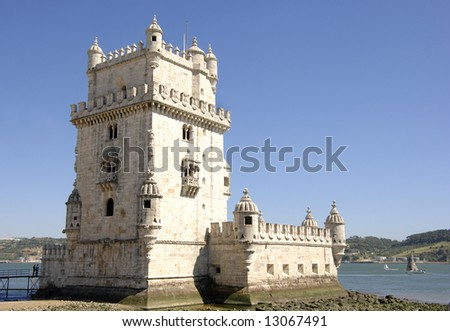 Tower of Belem, Lisbon symbol