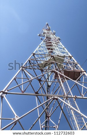 Tower of cellular mobile communication