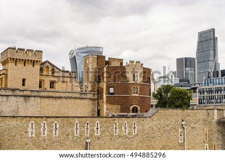 Tower of London (Her Majesty's Royal Palace and Fortress of the Tower of London), England. UNESCO World Heritage #494885296