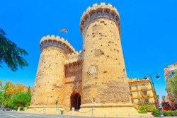 Towers of Quart (Torres de Quart) is one of the twelve gates that formed part of the ancient city wall,of the city of Valencia.