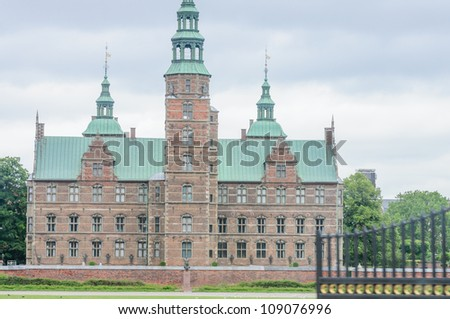 town hall building in Copenhagen, capital city of Denmark