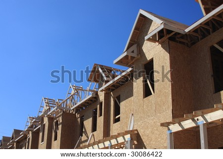 Town home construction