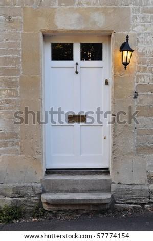 Town House Doorway