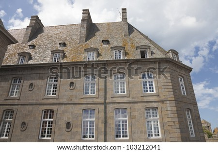 Townhouse in Saint-Malo - Saint-Malo, Brittany, France