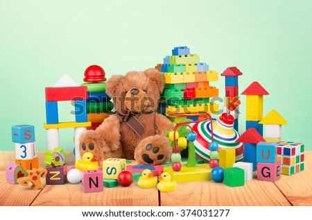 Toy. ストックフォト ©
