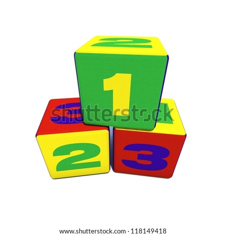 toy block cubes