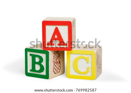Toy, building block.