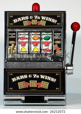 Toy Slot Machine 777
