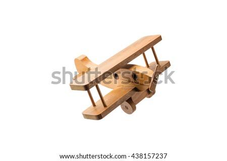 Toy Wood Plane