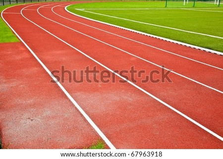 Track and field (also known as track and field sports and track and field athletics) is a sport comprising various competitive athletic contests