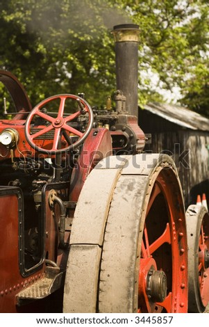 traction engine steam gala