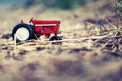 tractor toy model