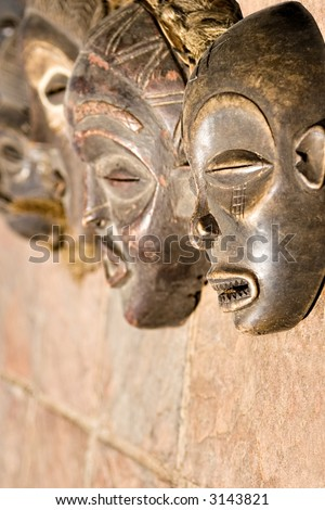 african masks pictures. Ceremonial African Masks