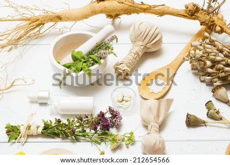 traditional and alternative therapies in the