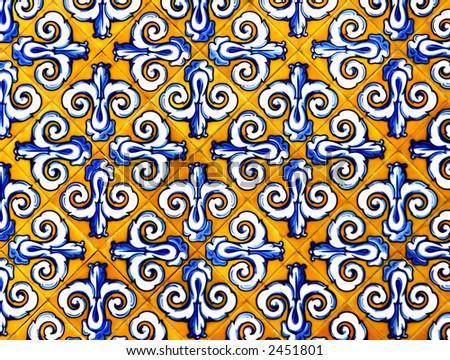 Traditional ancient ceramics. Valencia, Spain