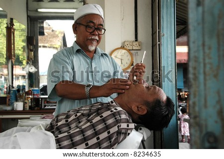 Traditional Barber