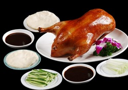 Traditional Chinese Food: Peking Duck