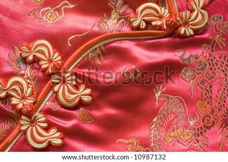 Chinese Silk Designs