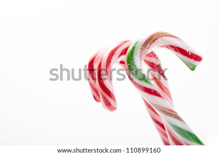 Traditional christmas candy