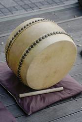 Traditional drum korea