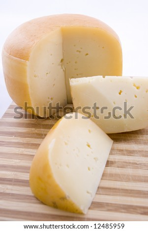 Traditional Dutch cheese
