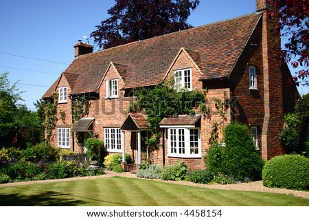 Traditional English Country Cottage