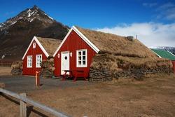 Traditional Icelandic Houses