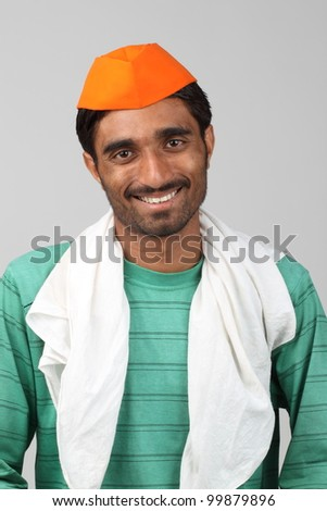 traditional indian male