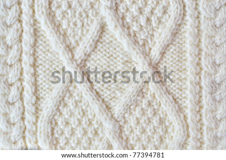 Traditional Aran Knitting Patterns : IRISH KNIT PATTERNS   Free Patterns