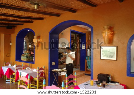 traditional mexico restaurant