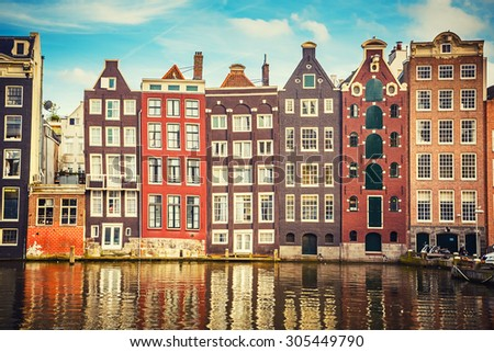 traditional old buildings in...
