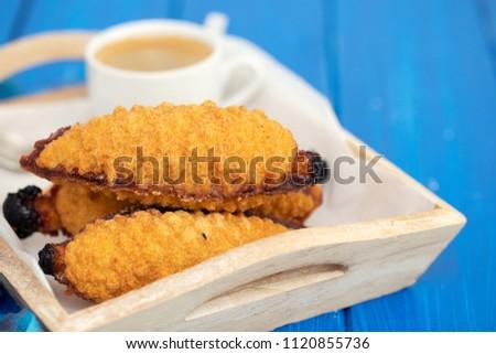 traditional portuguese cookies of Montemor-o-velho Foto stock ©