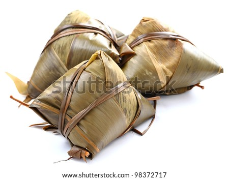 traditional rice dumpling