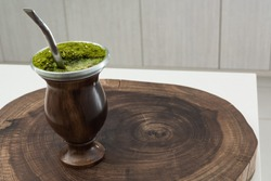 Traditional South American Yerba Mate (