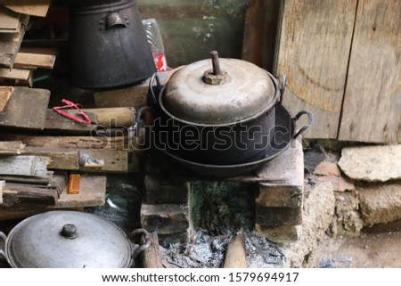 traditional stoves used by most Indonesian people now #1579694917
