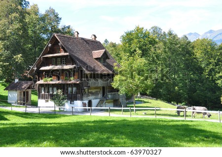 Home ideas for Swiss house plans