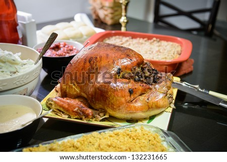 Traditional turkey