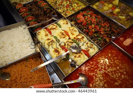 Traditional Turkish Foods