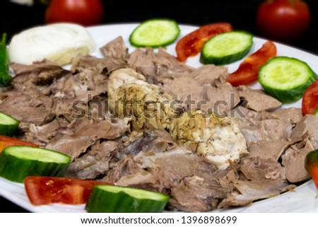Head of lamb Images and Stock Photos - Page: 2 - Avopix com