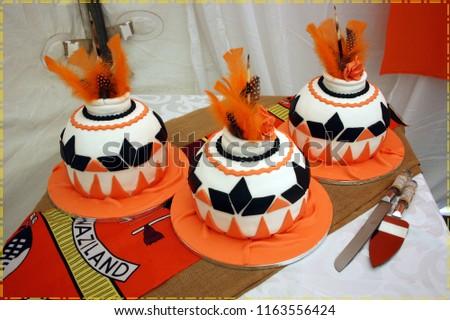 Traditional Wedding decorations #1163556424