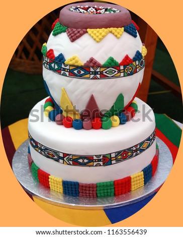 Traditional Wedding decorations #1163556439