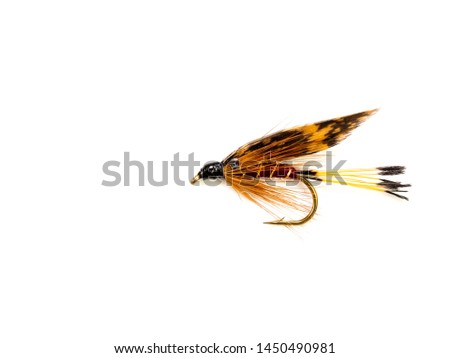 Traditional Wet Fly fishing - fly for trout