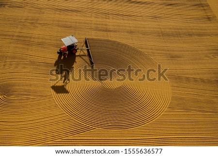 traditional wheat drying and shapes  #1555636577