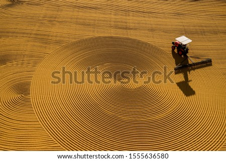 traditional wheat drying and shapes