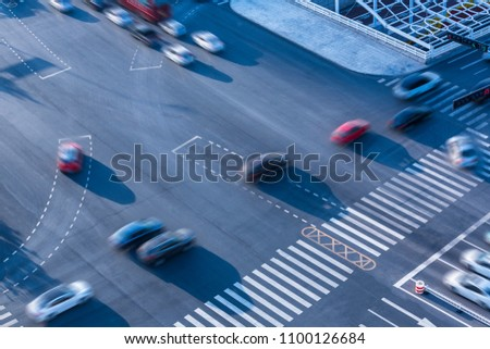 Traffic and transportation in cities #1100126684