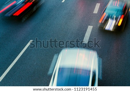 Traffic and transportation in modern cities #1123191455