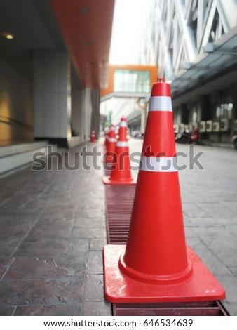 Traffic cones #646534639