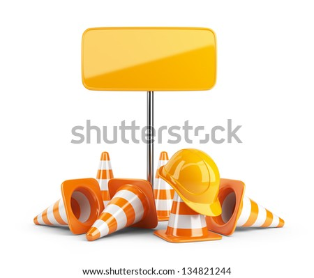 Traffic Cone Hat Traffic Cones And Hard Hat