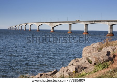 how to get to cavendish from confederation bridge
